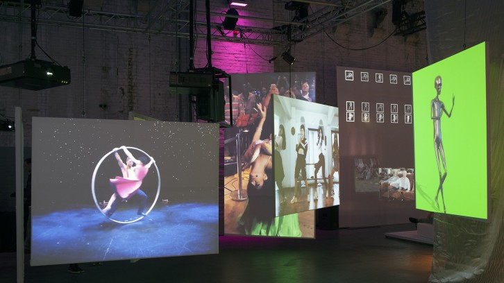 Global Groove - Kunst, Tanz, Performance und Protest  - Essen/Museum Folkwang